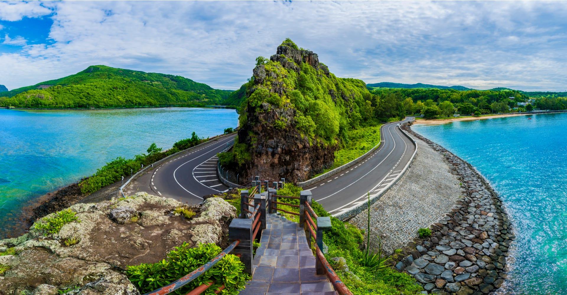 Magellan Tours - Mauritius, Det Indiske Hav